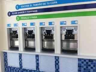 SPACEMAN Máquinas para helado de yogurt