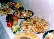 Banquetes y bocaditos desde 6.98+iva a domicilio o ven y visitanos a nuestro local