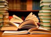 Se dictan clases de nivelaciÓn en lengua y literatura