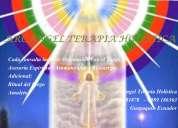 Arcángel terapia holística.orientación con tarot