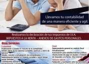 Soluciones publicitarias-multimedia y contables