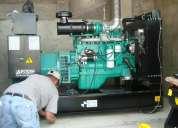 Generadores electricos diesel credito directo oportumidad
