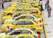 Taxi ejecutivo a todo carchi