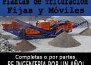 Plantas trituradoras de piedra en ecuador