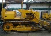 Se vende tractor de oruga cartepillar d4e