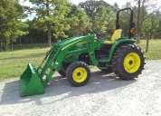 John deere 2008 4320 tractor