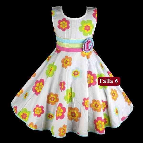 Vestidos de Niñas en varias tallas envíos a todo el Ecuador