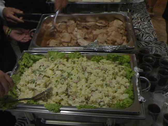 Cenas navide as y de fin de a o guayaquil doplim 288575 for Cenas para fin de ano