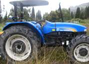 Tractor agricula new-holland-td-95   aÑo 2011