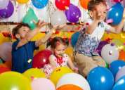 Fiestas infantiles y horas locas
