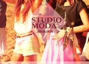 Cursos vacacionales de modelaje para niñas studio moda