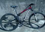 Ice biker 29er shimano alivio 9v f/hidraulicos, xct