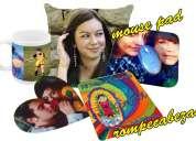 Sublimacion digital ,servicio de impresion para camisetas ,jarros ,almohadas personalizadas