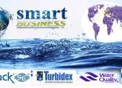 Planta purificadora de agua de -300-600-900-1200-1500 bidones al día.