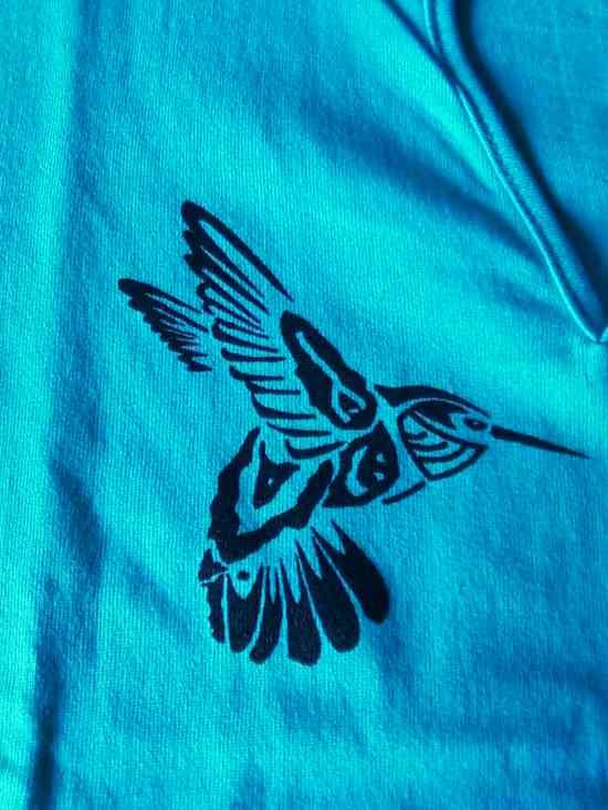 Estampados magicos en camisetas en Quito