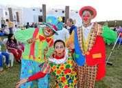 Animamos fiestas infantiles para niñas y niños en quito