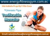 gimnasios, spa, tratamientos faciales en quito