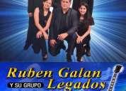 Grupo musical legados