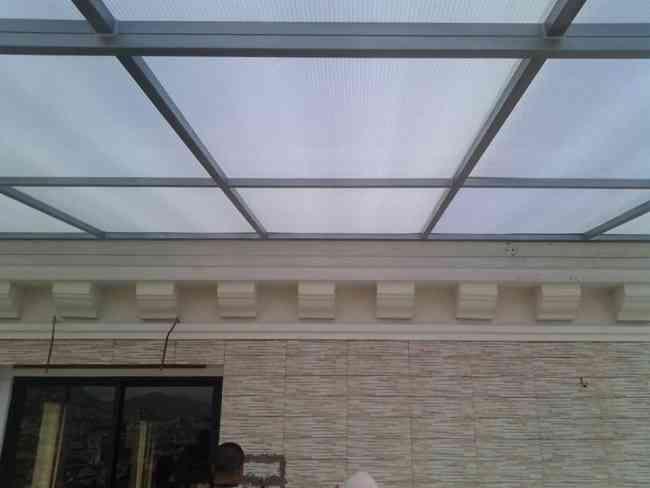 policarbonato techos cubiertas pergolas desde 50mt2 On policarbonato quito