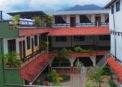Compra - venta de hotel en ecuador, napo, archidona. zona turística en la amazonia!