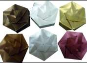 cajas de cartulina (chocolates-comida rápida-cupcakes-loncheras-maletines-bocaditos-flores-vinos..)