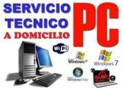 Servicio tecnico en computadoras escritorio y laptos tablets