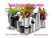 Productos decorativos para oficinas y hogares