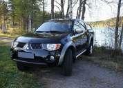 Mitsubishi l200 meget pent holdt, ralli art 2008