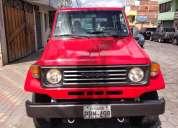 Toyota land cruiser 4500 serie 70 rojo año 1995