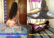 Masajes relajantes full discreción. chicas bellas guayaquil  cel 0985950304