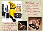 Ahorra en tus cosméticos favoritos