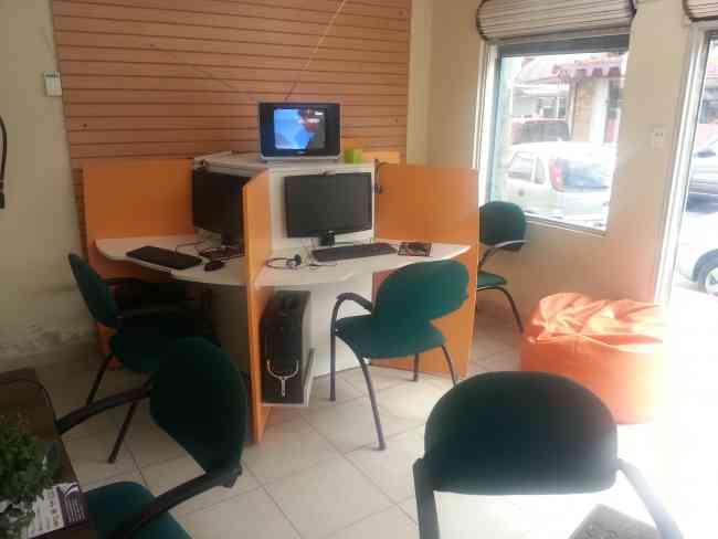 Vendo o Cambio Cyber  Quito  Negocios  Insumos