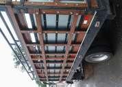 Cajon de camion chevrolet npr 5.5 tonetadas