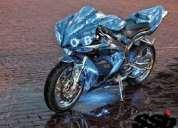 Fabricacion de carenados deportivos y reparacion de motos