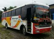 Se vende bus con puesto en cooperativa interprovincial