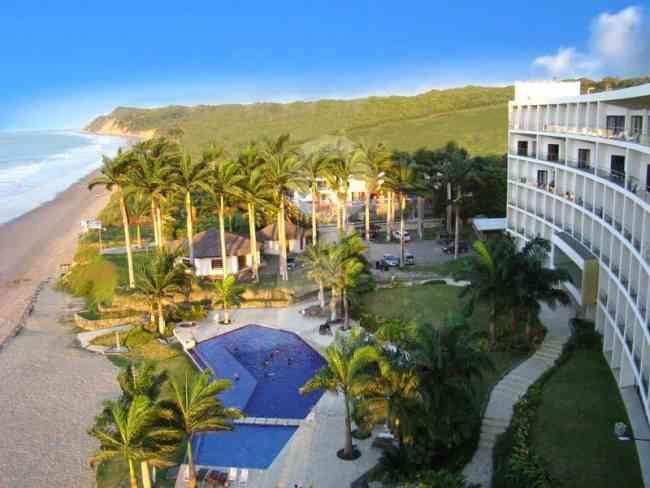 Se renta lujosa Suite en Tonsupa en el Hotel Makana Resort frente al mar