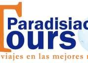 Paradisiacal tours agencia de viajes iatan