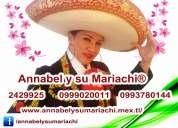 Annabel y su mariachi elegantes y puntuales 2429925