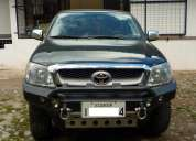 Toyota hilux c/s 4x4