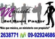 Mariachi cristiano del buen pastor® 2638771 / 0992924686 un regalo de bendicion