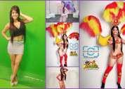 Casting modelos profesionales y bailarines by evento arte ecuador