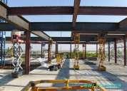 Montadores & soldadores calificados 6g de estructuras metalicas