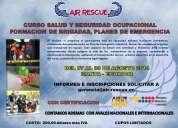 Salud y seguridad ocupacional formacion de brigadas y planes de emergencia