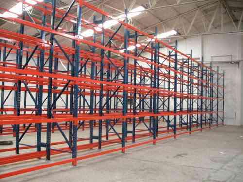 Estanter as met licas perchas para bodega quito doplim 397105 - Estanterias metalicas precio ...