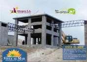 Proyecto hermosa lotizacion privada a 5 minutos de la playa con excelente gastronomia