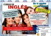 Cursos de inglÉs 100% interactivo-conversacional - challenger english academy