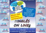 Aprende inglÉs on lines- challengere english academy
