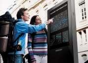 Pantallas interactivas en ecuador 026041867 - 022444358 con software incluido
