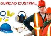 Seguridad industrial, equipos y señaletica