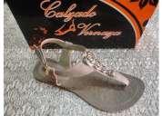 Sandalias, zapatillas de calidad colombianas vernaza